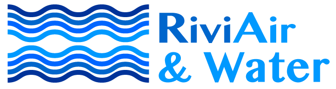 Riviair and Water Logo